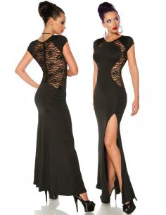 Robe Longue 13030 Noir