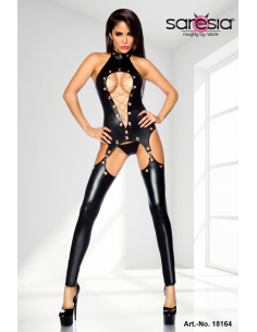 Ensemble Wetlook 18164 Noir