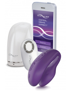We-Vibe 4 PLUS APP Mauve