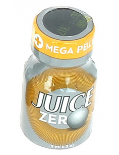 Poppers Juice Zero Penthyl + Prophyl - 9 ml