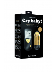 Cry Baby Gold