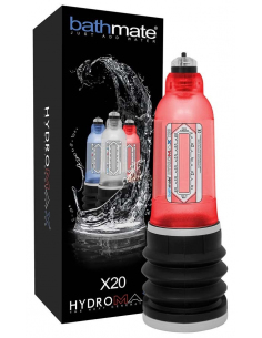 Developpeur Hydromax X20 Rouge