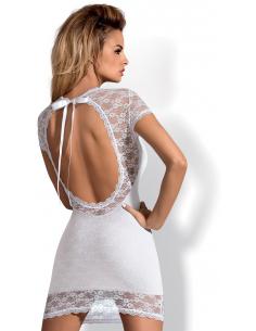 Robe blanche Dressita