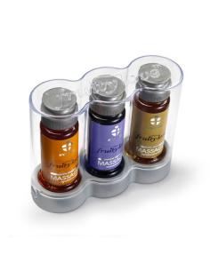 Coffret huiles de massage Swede abricot cassis vanille-Swede-12.Bien être