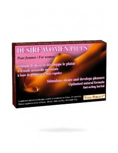 Desire women pills - 20 comprimés