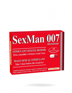 Sexman - 10 gélules