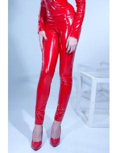 Legging Vera rouge
