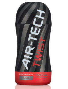 Air-Tech Twist Tickle réutilisable Vacuum Cup Regular