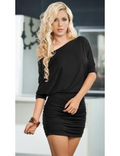 Dress black 4749