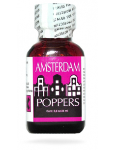 Véritable Poppers Amsterdam - 24 ml