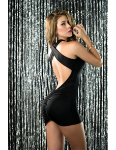Dress black 4199