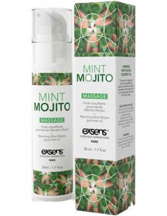 Massage hot gourmant mojito 50ml