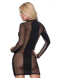 Robe Sexy transparente 4371