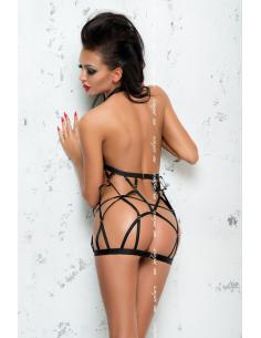 Colette noire - Robe sexy