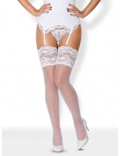 810-STO stockings white