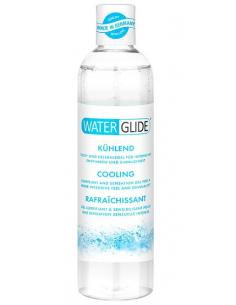Lubrifiant Waterglide effet glacé - 300 ml