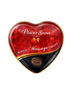BOUGIE MASSAGE CHOCOLAT