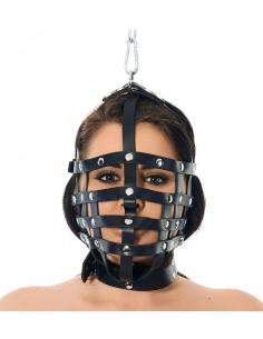 Masque lanières avec attaches de suspension