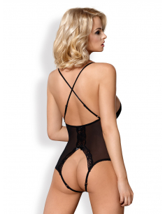841-TED-1 Body Ouvert black