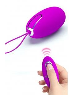 Oeuf vibrant joyce puissant avec 12 programmes rechargeable USB
