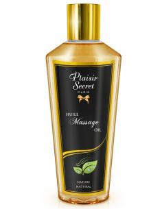 Huile de massage sèche nature 250ml