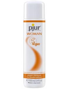 Lubrifiant Pjur Woman Vegan - 100 ml
