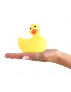 Mini canard vibrant jaune