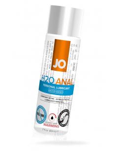 Anal H2O lubrifiant Chauffant 60 ml