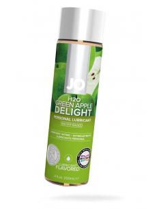 Gel lubrifiant aromatisé H20 pomme