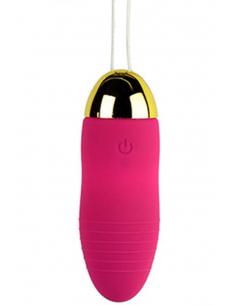 Oeuf vibrant fashion 10 vitesses USB