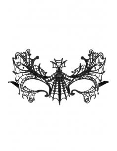 Loup souple brodé style gothique