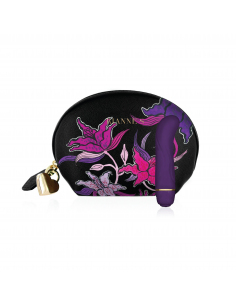 Essentials - Mini G Floral Deep Purple