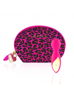 Essentials - Lovely Leopard Mini Wand Pink