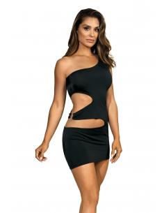 Robe V-9239 dress Noir