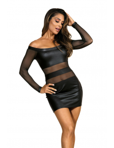 Robe V-9309 noir