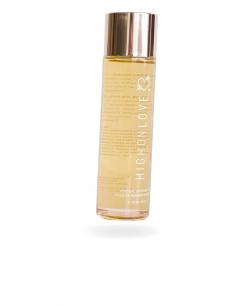 Huile de massage - Fraise - Champagne - 120 ml