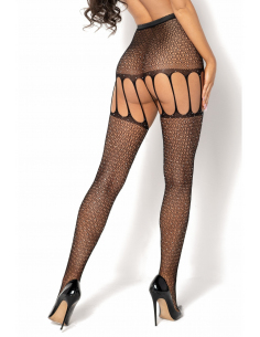 BN Marisol garter stocking black