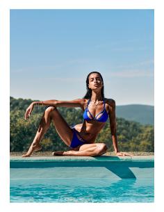 Costarica bikini blue