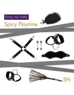 Coffret Kinky Me Softly Zwart