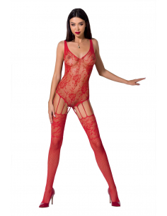 Bodystocking BS074 Rouge