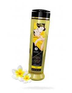 Huile de massage aphrodisiaque monoï Serenity 240ml