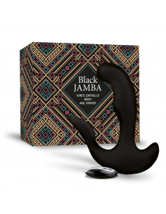 Black Jamba Anal Vibrateur