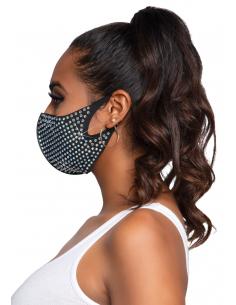 Masque Coco Strass