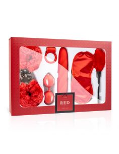 I Love Red Couples Box