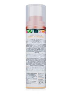 Huile de massage caramel à la vanille - 100 ml