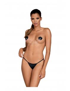 Nipples A749 covers black
