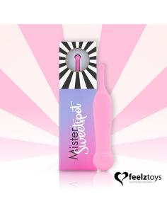 FeelzToys - Mister Sweetspot Clitoral Vibrator Pink