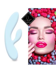 FeelzToys - Lea Rabbit Vibrator Blueberry