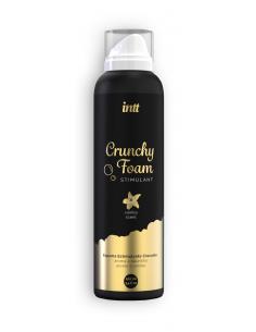 Mousse de Massage Crunchy Foam Vanille Stimulante