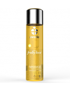 Lotion de Massage Saveur Fruits Exotiques Miel - 120 ml